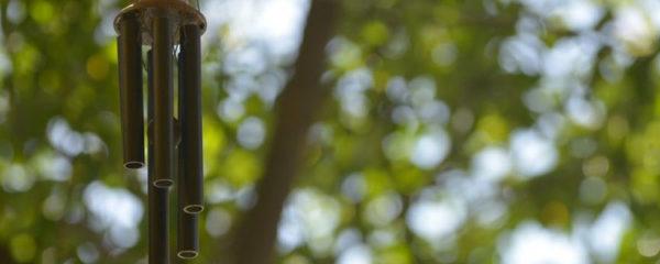 carillon à vent